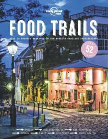 Lonely Planet: Food Trails, Buch