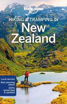 Andrew Bain: Hiking & Tramping in New Zealand, Buch