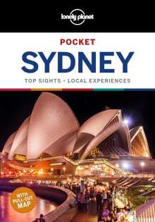 Planet Lonely: Pocket Sydney, Buch