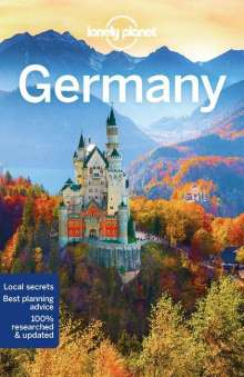 Planet Lonely: Germany, Buch