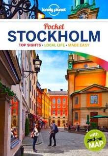Planet Lonely: Stockholm Pocket Guide, Buch