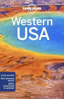 Brett Atkinson: Western USA Guide, Buch