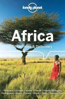 Planet Lonely: Africa Phrasebook & Dictionary, Buch