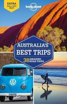 Paul Harding: Australia's Best Trips, Buch