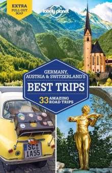 Planet Lonely: Germany, Austria & Switzerland's Best Trips, Buch