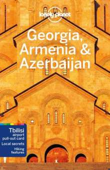 Planet Lonely: Georgia, Armenia & Azerbaijan, Buch