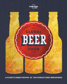 Lonely Planet's Global Beer Tour, Buch