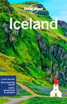 Planet Lonely: Iceland, Buch