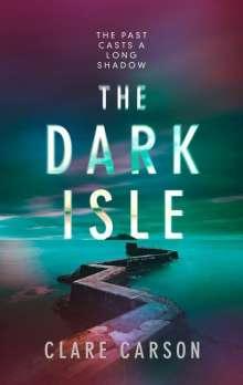 Clare Carson: The Dark Isle, Buch