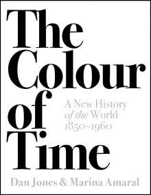 Marina Amaral: The Colour of Time, Buch