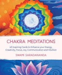 Swami Saradananda: Chakra Meditations, Diverse