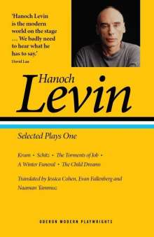 Hanoch Levin: Hanoch Levin: Selected Plays One, Buch