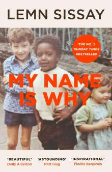 Lemn Sissay: My Name Is Why, Buch