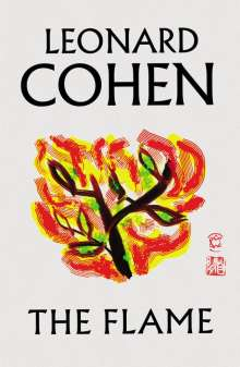 Leonard Cohen: The Flame, Buch