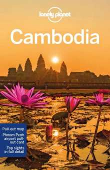 Planet Lonely: Cambodia, Buch