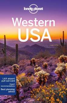 Planet Lonely: Western USA, Buch