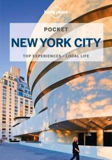 Planet Lonely: Pocket New York City, Buch