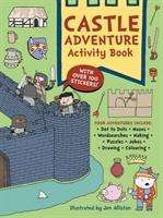 Alliston, ,Jen: Castle Adventure Activity Book, Buch