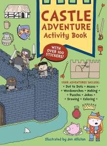 Castle Adventure Activity Book, Buch