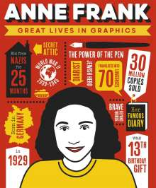 Gmc Editors: Great Lives in Graphics: Anne Frank, Buch