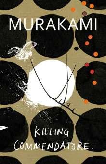 Haruki Murakami: Killing Commendatore, Buch