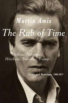 Martin Amis: The Rub of Time, Buch