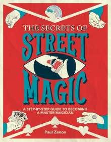 Paul Zenon: The Secrets of Street Magic, Buch