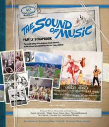 Fred Bronson: The Sound of Music: Family Scrapbook, Buch
