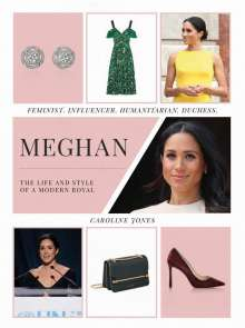 Caroline Jones: Meghan, Buch