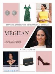 Caroline Jones: Meghan, Buch
