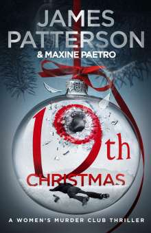 James Patterson: 19th Christmas, Buch