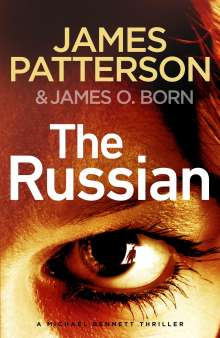 James Patterson: The Russian, Buch