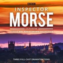 Colin Dexter: Inspector Morse: BBC Drama Collection, 4 CDs