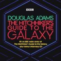 Douglas Adams: The Hitchhiker's Guide to the Galaxy: The Complete Radio Series, CD