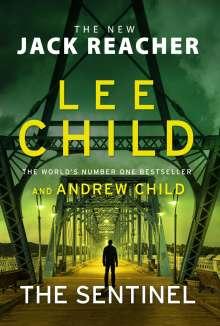 Lee Child: The Sentinel, Buch
