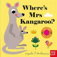 Ingela P. Arrhenius: Where's Mrs Kangaroo?, Buch