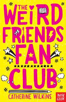 Catherine Wilkins: The Weird Friend Fan Club, Buch