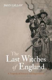 John Callow: The Last Witches of England, Buch