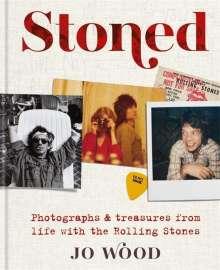 Jo Wood: Stoned, Buch