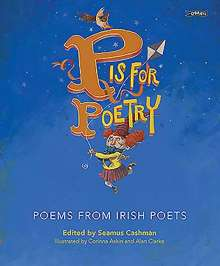 P is for Poetry, Buch