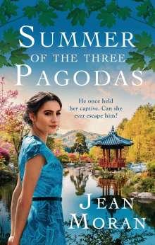 Jean Moran: Summer of the Three Pagodas, Buch