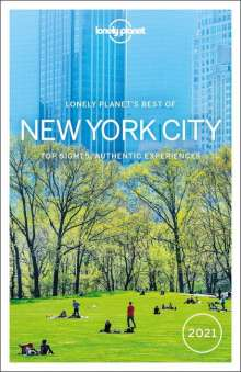 Planet Lonely: Best of New York City, Buch
