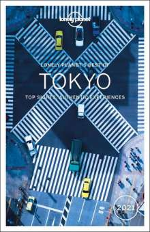 Planet Lonely: Best of Tokyo, Buch