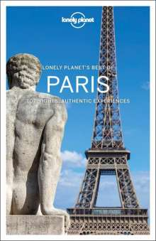 Planet Lonely: Best of Paris, Buch