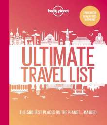 Ultimate Travel List, Buch
