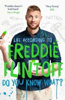 Andrew Flintoff: Do You Know What?, Buch