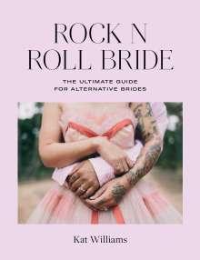 Kat Williams: Rock n Roll Bride, Buch