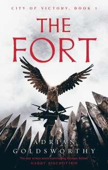 Adrian Goldsworthy: The Fort, Buch