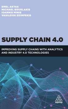 Emel Aktas: Supply Chain 4.0, Buch