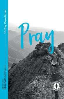 Elizabeth Mcquoid: Pray, Buch